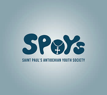 Christian cross youth society logo design ideas. Combination text with emblem. Professional bubble font. GetSolutions