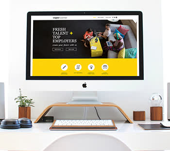 Yellow & Black template. CMS. Ecommerce. Online store. Website design & development solutions. Pakistan. Get Solutions